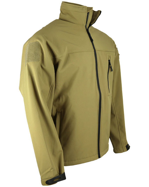 TROOPER - Tactical Soft Shell Jacket (Coyote)
