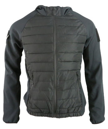 Venom Tactical Jacket - Black