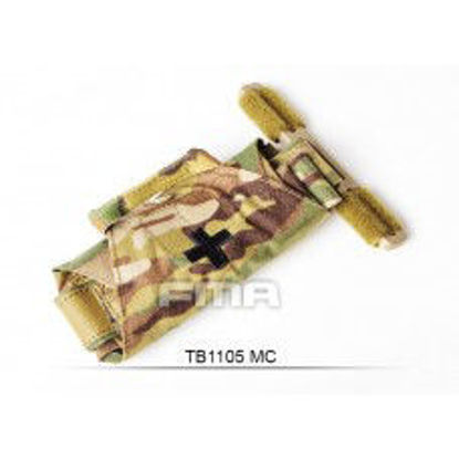 FMA QH Application Tourniquet Multicam