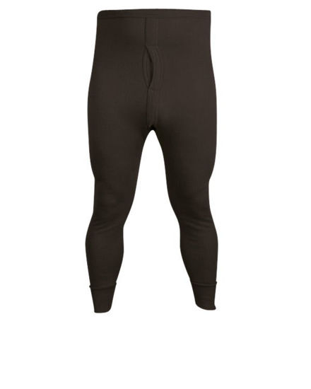 Thermal Long Johns - Black