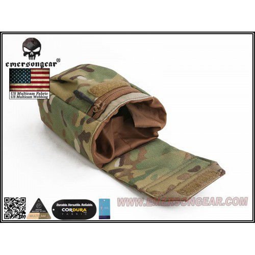 Emerson Gear Small Insert Pouch - Multicam Molle mounted