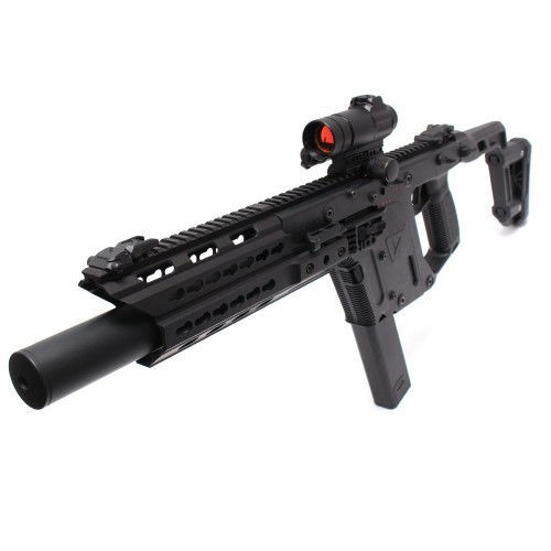 Laylax Nitro Kriss Vector keymod Rail - Medium 190mm