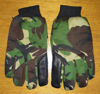 British Army Issue DPM Gloves