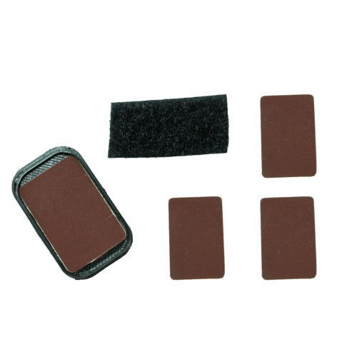 6 Shooters Pyro Strike Velcro Tab - Small